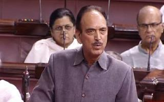 Keep your New India to yourself, return Old India to us: Ghulam Nabi Azad..