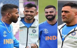 WC 2019 | Kohli, Dhoni, Pandya, Chahal celebrates Pak victory with new..