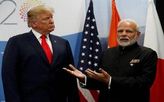 Amid trade tensions, US tells India it is considering caps on H-1B visas..