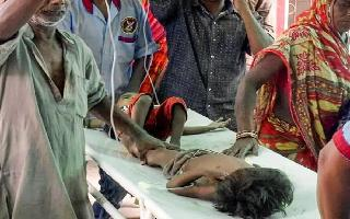 Encephalitis Outbreak: Nitish visits Muzaffarpur as death toll reaches..