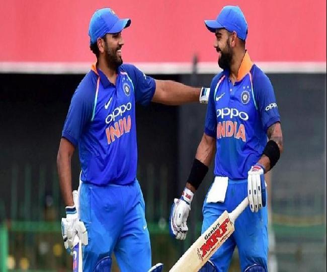 India vs Pakistan, World Cup 2019: Rohit ton, Kohli's 77 power India to massive 336 runs