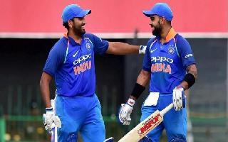 India vs Pakistan, World Cup 2019: Rohit ton, Kohli's 77 power India to..