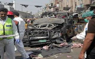 Pakistan: 10 killed in suicide blast outside Sufi shrine in Lahore