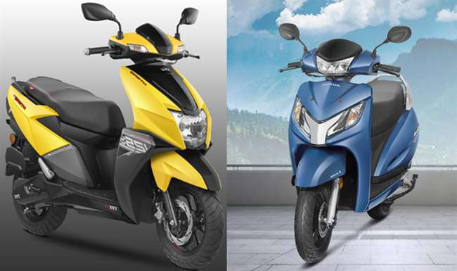 TVS Ntorq 125 vs Honda Activa 125: Find out which one is better