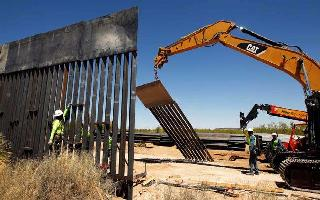 US transfers $1.5 billion for building Mexico wall