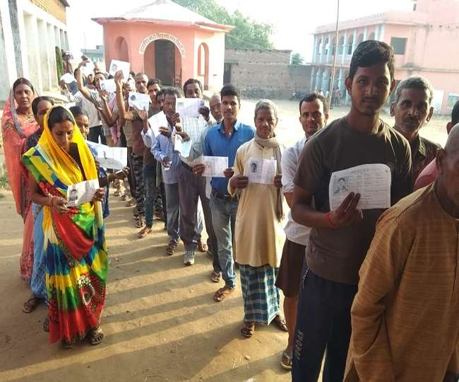 Election 2019: Sixth-phase ends with a turnout of 64.38%