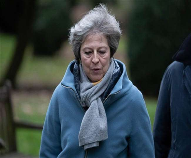 British Prime Minister Theresa May to step down soon