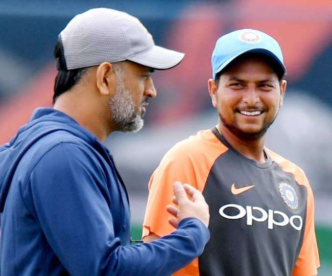 Wouldn't have been much effective without Kohli, Rohit and Dhoni, says Kuldeep Yadav