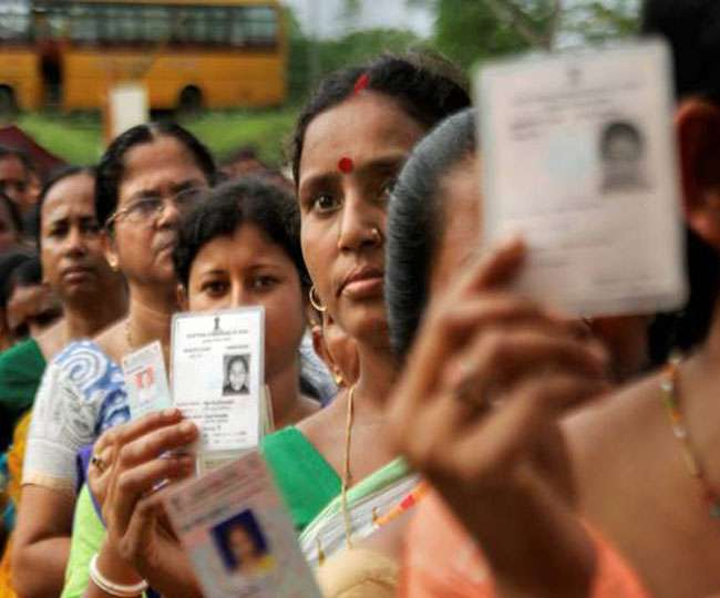 Election 2019: 39.74% Turnout recorded by 2 pm