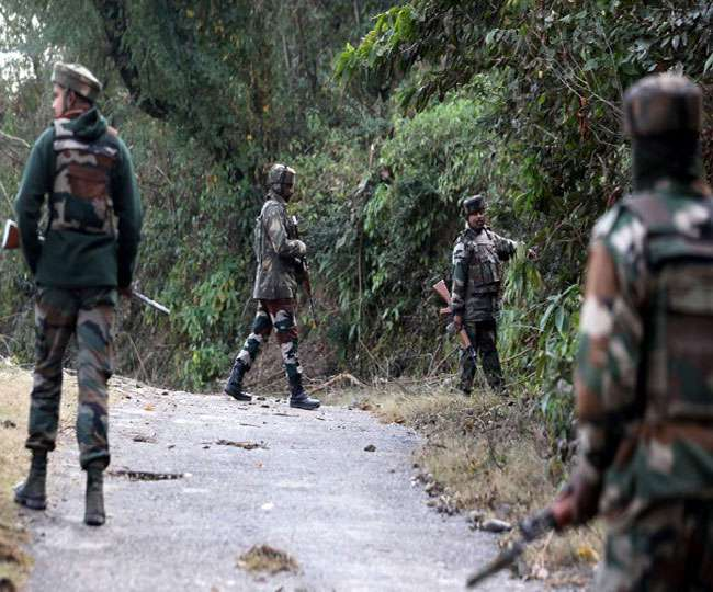 One soldier martyred, three terrorists killed in J-K's Pulwama