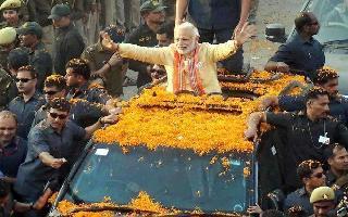 Rise of Narendra Modi, the man of the 'Decade'