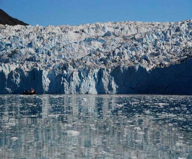 Melting glaciers may add 10 inches to sea levels by 2100, finds Study