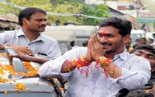 Andhra Pradesh: Jaganmohan Reddy elected as YSRC legislature party leader