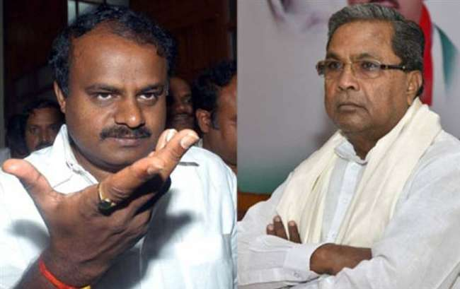 Karnataka: Kumaraswamy, Siddaramaiah debates on twitter debate over Kharge