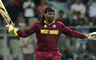 West Indies name Gayle as vice-captain for World Cup