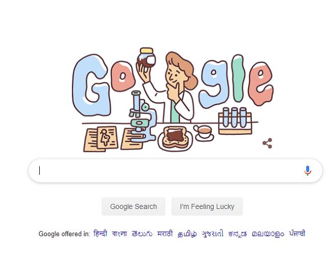 #Trending: Google Doodle honours English haematologist Lucy Wills
