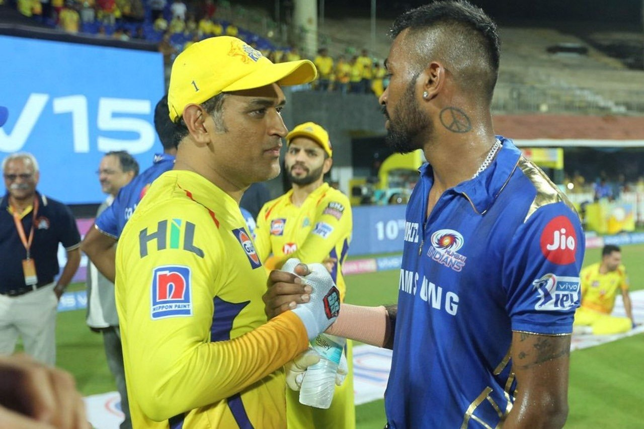 IPL 2019: Pandya-Dhoni bromance at all time high