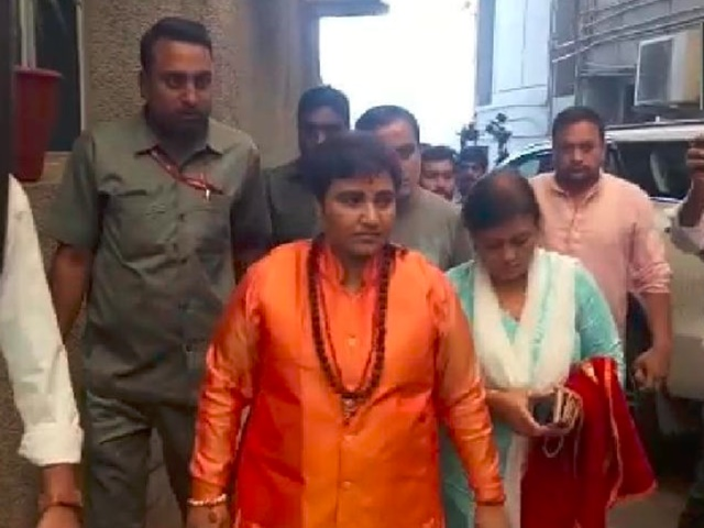 After Pragya calls Godse 'Patriot', BJP asks her to apologise