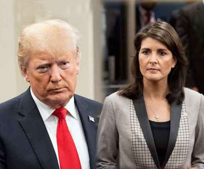 President Trump has not done anything to be 'impeached', says Nikki Haley