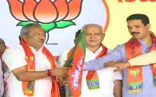 Karnataka Bypolls   BJP gives tickets to 13 of 16 Congress-JD(S) disqualified legislators