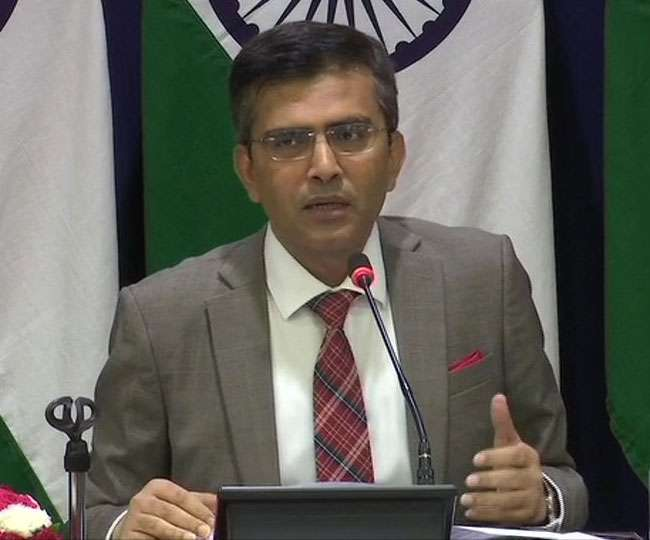 'Pathological compulsion' to comment on internal affairs: India on Pak's Ayodhya verdict remarks
