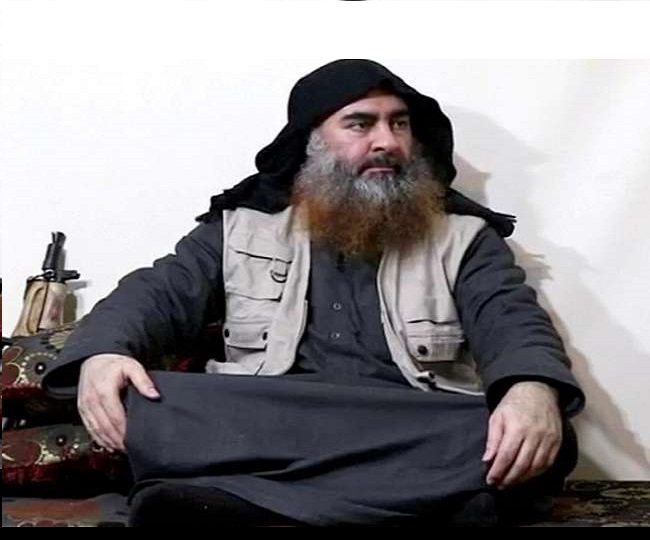 Turkish forces capture slain ISIS chief Abu Bakr al-Baghdadi's sister Rasmiya Awad from Syria
