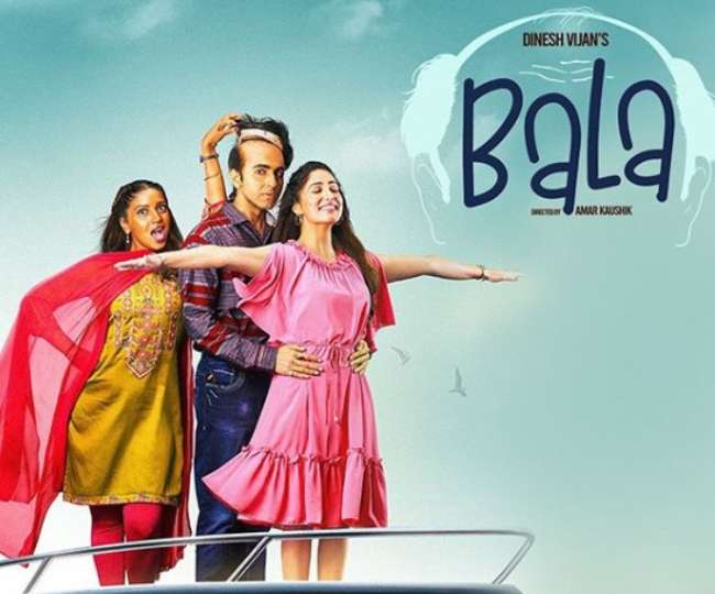 Bala Movie Review: Ayushmann aces again in complete entertainer filled with wit and humour, a must watch