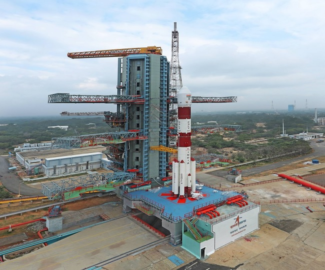 ISRO successfully launches earth imaging satellite CARTOSAT-3 along with 13 nano satellites from US