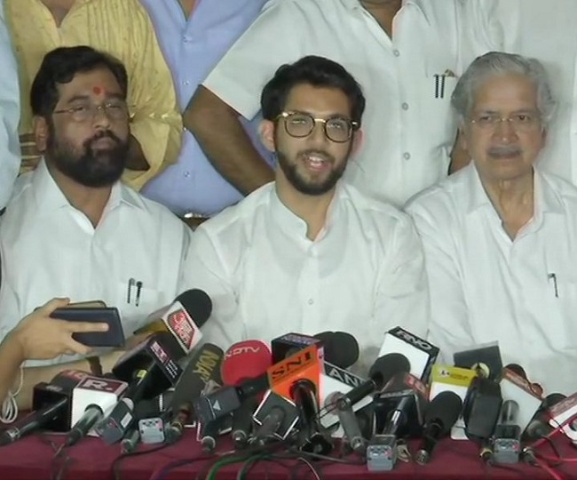 Maharashtra Govt Formation: 'Have asked for more time but the Guv has refused,' says Aaditya Thackeray | As it happened