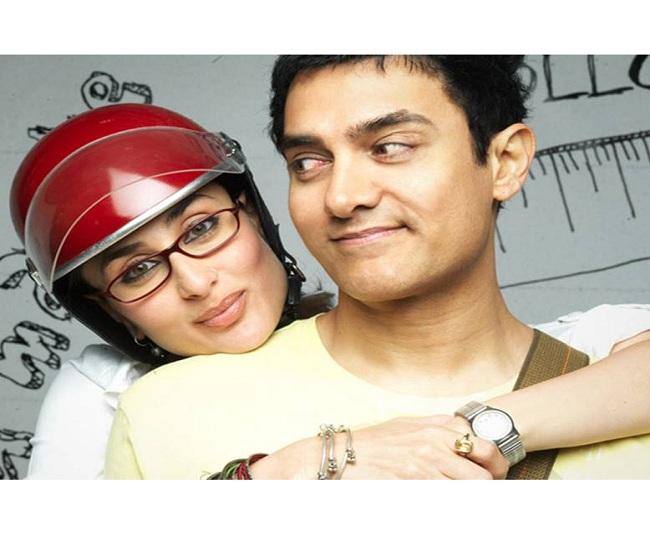 Kareena Kapoor, Aamir Khan's new look for Laal Singh ...