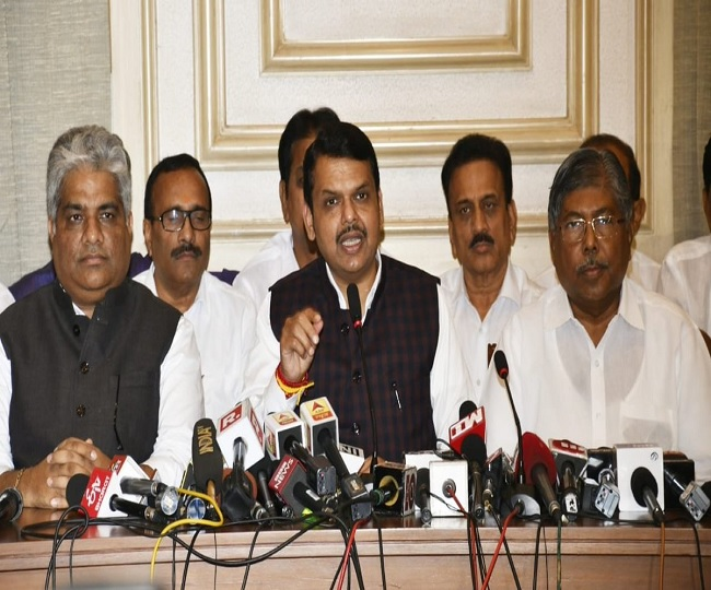 'Three wheels in different directions': Fadnavis' jibe on Sena-NCP-Congress after quitting as CM | Top quotes
