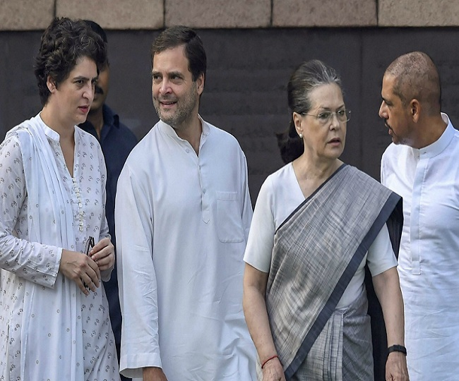 Gandhi family loses SPG security, given Z+ cover now; Congress hits out at PM Modi, Shah