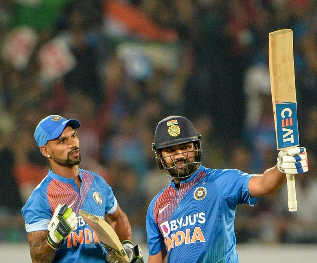 Ind vs Ban: Rohit Sharma breaks MS Dhoni's record of most sixes by an Indian captain in T20I