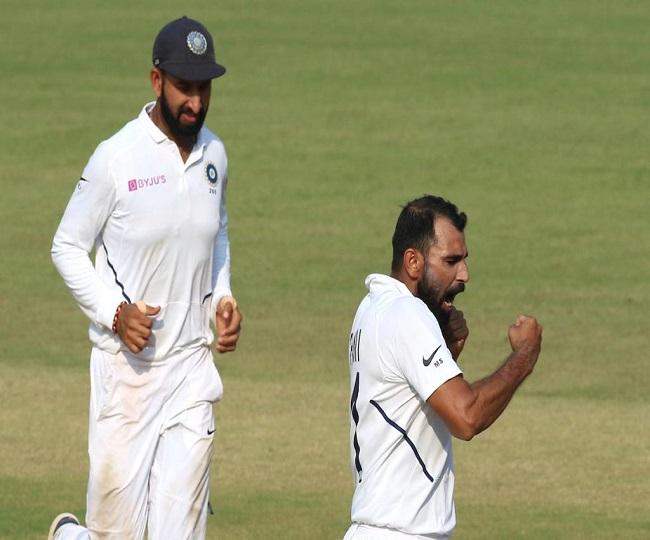 'He's like Malcolm Marshall': Sunil Gavaskar hails Mohammad Shami, calls him 'world's best Test bowler'