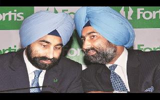 Ranbaxy Case   SC holds Malvinder, Shivinder Singh and Fortis guilty of contempt