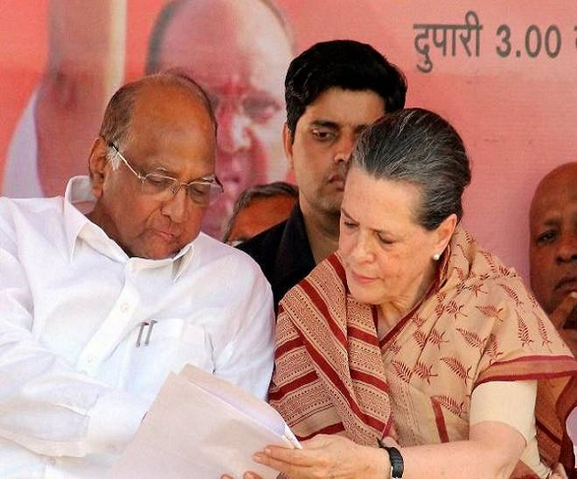 Maharashtra Impasse | Sharad Pawar, Sonia Gandhi to meet on Sunday to discuss alliance with Shiv Sena