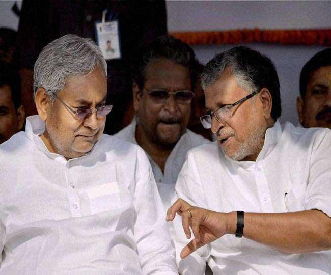 Dussehra function in Patna sparks speculations of rift between JD(U) and BJP in Bihar