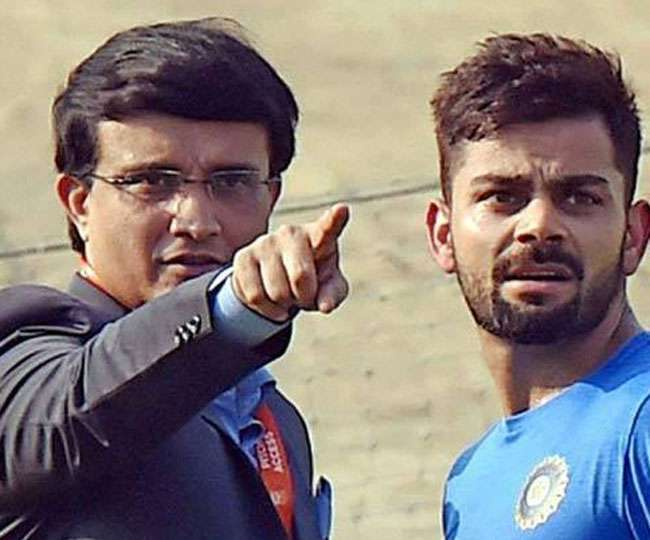 Sourav Ganguly has not spoken to me on Dhoni yet, will meet him when he calls: Kohli