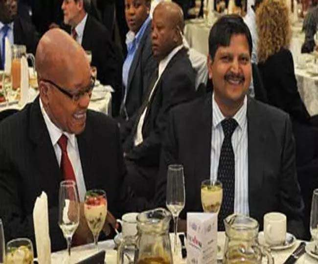 US imposes sanctions on South Africa's Gupta family for 'widespread corruption'
