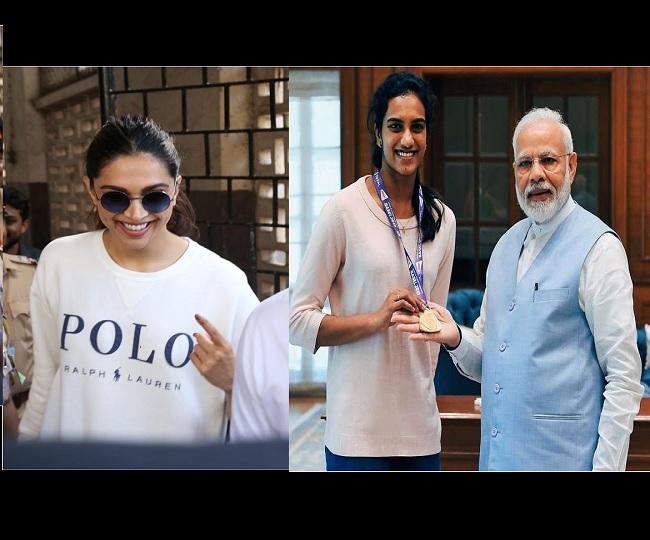 Deepika Padukone, PV Sindhu become ambassadors of PM Modi's 'Bharat Ki Laxmi' initiative