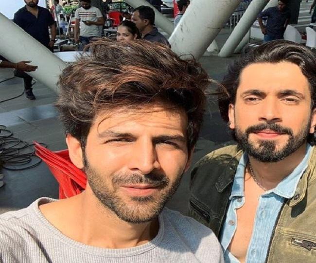 Sunny Singh reunites with Kartik Aaryan in his upcoming venture 'Pati, Patni Aur Woh'