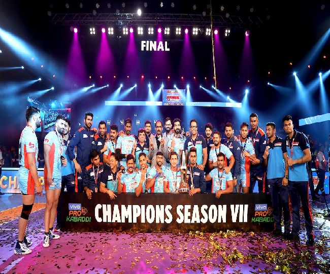 Pro-Kabaddi League 2019 Final: Bengal Warriors beats Dabang Delhi K.C. to win maiden PKL title