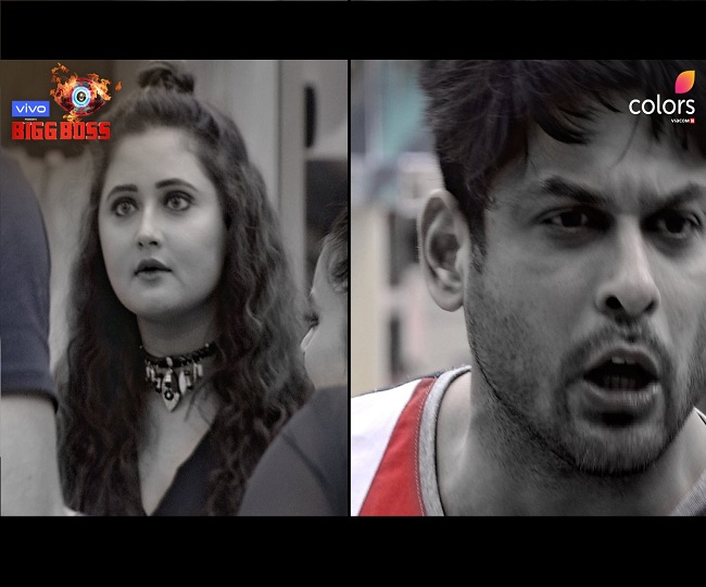 Bigg Boss Highlights Day 10: Rashami Desai and Siddharth Shukla fight dominates the show