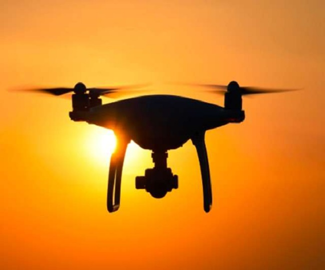 Pakistani drone enters Punjab's Ferozepur for third consecutive day, forces on high alert