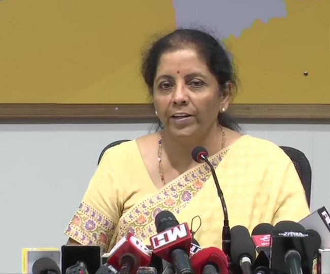 'Will ask RBI Governor to let PMC customers withdraw money': Nirmala Sitharaman