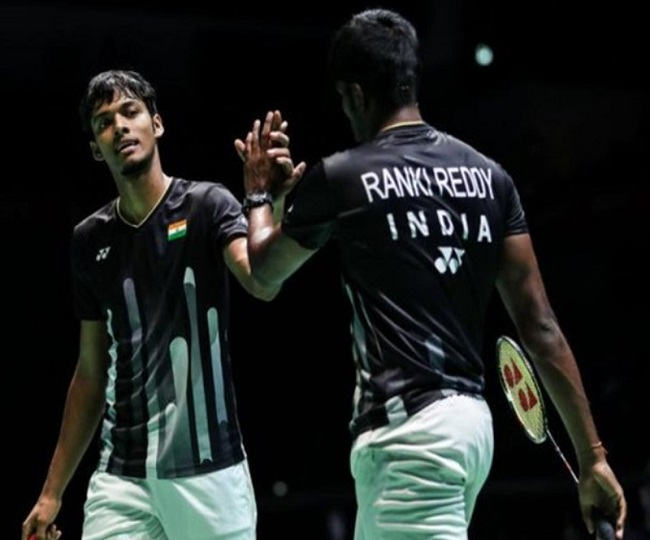 French Open: Satwik, Chirag lose to Gideon, Sukamuljo in final