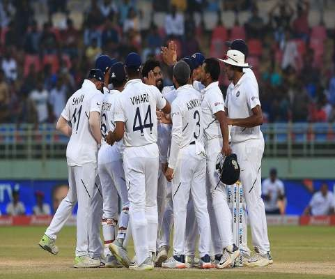 India vs South Africa, Third Test, Day 2: Proteas totters at 9/2 after India declares at 497/9