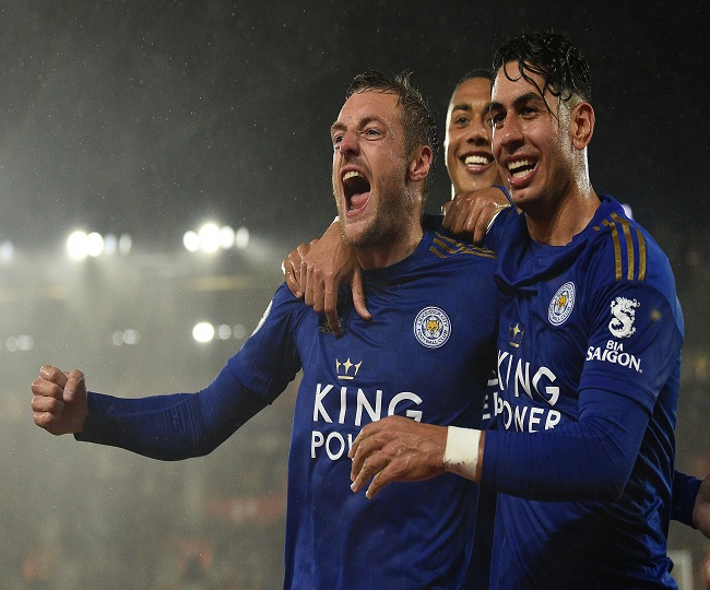 Premier League: Jamie Vardy and Ayoze Perez register hat-trick as Leicester City thrases Southampton 9-0