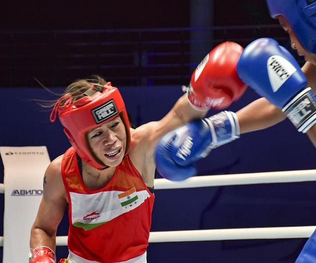 'How & why': Mary Kom questions referee's decision after bowing out of World Boxing Championships 2019