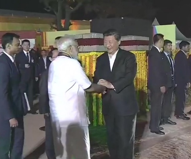Modi-Xi Summit: PM, Chinese President leave after attending cultural program at Shore Temple | Highlights